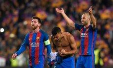 """ВИДЕО. Это фантастика! """"Барселона"""" еще жива: она забила шесть вместо четырех"""