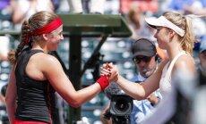Остапенко в четвертьфинале турнира в Майами обыграла украинку Свитолину