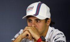 Felipe Masa paziņo par F-1 karjeras beigām