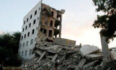 Jemenas bombardēšanas dēļ ASV pārtrauc munīcijas piegādi saudarābiem