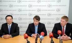 Latvijas transporta koridoram ir reālas iespējas piesaistīt Ķīnas kravas, atzīst Matīss