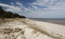 Aicina piedalīties pārgājienos gar Kurzemes jūrmalu