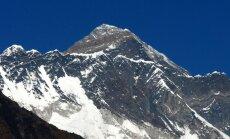 Pērn pirmoreiz kopš 1974. gada Everests palicis neiekarots