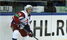 Video: Miķeļis Rēdlihs pieliek palīdzīgu roku 'Lokomotiv' vārtu guvumā pret 'Amur'