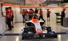 Bankrotējusī 'Marussia' F-1 komanda palikusi parādā 40 miljonus dolāru