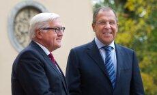 Vācija: Ukrainas krīzes sarunās Berlīnē panākts neliels progress