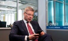 'Saskaņas' un 'Gods kalpot Rīgai' saraksts iegūs vairāk nekā 53%, cer Ušakovs