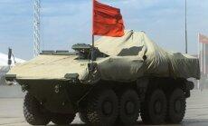 Krievijas ministrija pirms 9. maija publicē jaunās bruņutehnikas fotogrāfijas