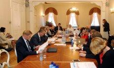 Коалиция: вопросы налоговой политики стабильности правительства не угрожают