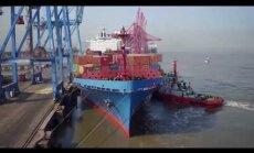 LDz Indijā prezentē Latvijas transporta koridoru