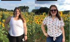 Вдохновляющие фотографии и советы тех, кому удалось избавиться от лишних килограммов