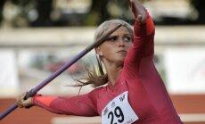 Mūze ar jaunu personīgo rekordu kļūst par Latvijas čempioni šķēpmešanā