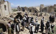 NATO valstu uzlidojumos Afganistānā nogalināti 30 civiliedzīvotāji