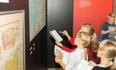 Izstādē 'Latvijas gadsimts' sāksies jauns nodarbību cikls bērniem 'Priekšmetu mērnieks'