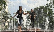Ilgtermiņa prognozes vēsta par karstu vasaru