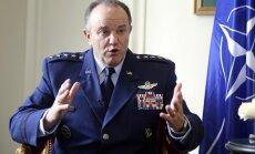 NATO virspavēlnieks: Austrumeiropā varētu tikt izvietoti ASV karavīri