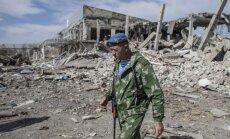 Ukrainas Aizsardzības ministrija noliedz ziņas par kodolieroču pielietošanu Ukrainā
