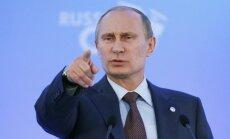 Putins izsludina negaidītu armijas kaujas gatavības pārbaudi