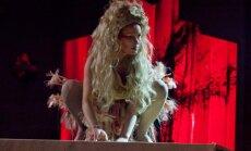 Fotoreportāža: Dailes teātrī top 'nepiepildītas ilgas vienā daļā' 'Salome'