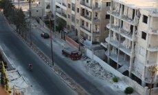 Turcija nosūta papildspēkus uz Sīrijas Idlibas provinci