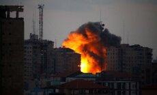 Arābu valstis vaino Izraēlu noziegumos pret cilvēci