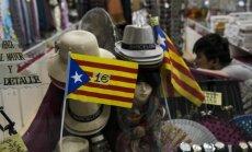Katalāņu separātistu rindās radušās domstarpības par reakciju uz autonomijas apturēšanu