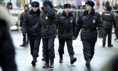 Maskavas policija apņēmusies novērst protestus Navaļnija atbalstam