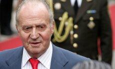 Spānijas karali nevarēs tiesāt, lemj parlaments