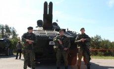 По расходам на оборону Латвия занимает 11-е место среди стран НАТО