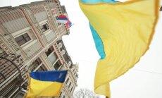 Izbeidz lietu pret Ukraiņu kongresa vadītāju par nepakļaušanos policijai piketā pie Krievijas vēstniecības