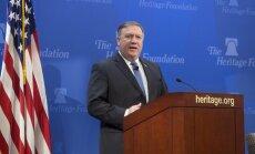 """США угрожают Ирану """"беспрецедентными"""" санкциями"""