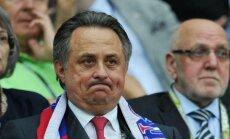 Мутко попросил главу IAAF изменить решение по российским легкоатлетам