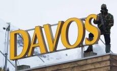 Davosas foruma atziņas – Cīņa pret 'lētajām ekonomikām', finanšu tirgus krīzi un nabadzību