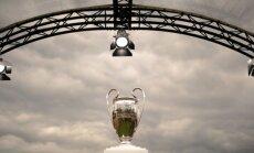 'Bayern' un 'Chelsea' futbolisti Minhenē tiekas UEFA Čempionu līgas finālā