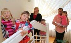 Bārbalu ģimenes stāsts par dzīvi pēc divu dvīņu pāru adoptēšanas