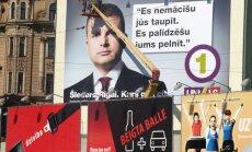 Priekšvēlēšanu aģitācija tikai latviski – grozījumus skatīs komisijās