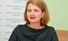 Par Nodarbinātības valsts aģentūras direktori iecelta Evita Simsone