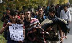EK dod Polijai un Ungārijai laiku līdz jūnijam patvēruma meklētāju uzņemšanai