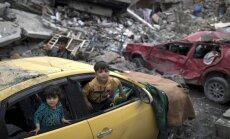 ASV koalīcija divu gadu laikā varētu būt nogalinājusi 229 Sīrijas un Irākas civiliedzīvotājus