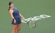 Остапенко вновь проиграла в первом же матче — теперь россиянке Весниной