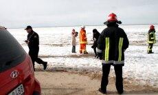 Rīgas izpilddirektors varētu noteikt liegumu atrasties uz ledus