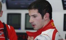 'Manor' F-1 komanda Roberto Meri nomaina ar Aleksandru Rosi