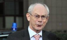 Par ES prezidentu ievēlēts Van Rompejs (23:07)
