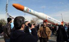 Atbildot uz ASV sankcijām, Irāna palielina raķešu programmas finansējumu