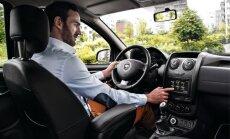 'Dacia' automobiļi varētu iegūt salona gaisa aromatizētāju