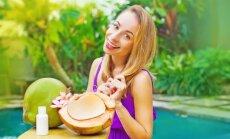Семь доказательств того, что кокосовое масло поможет вам сэкономить на косметике