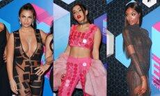 Foto: Bezgaumība MTV Eiropas mūzikas balvu ceremonijā