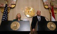 Panākta vienošanās par pamieru starp Izraēlu un 'Hamas'