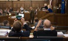 Рабочая группа Сейма предлагает существенно изменить процедуру избрания президента Латвии