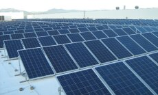 Liepājā plāno būvēt Latvijā pirmo saules elektropaneļu ražotni